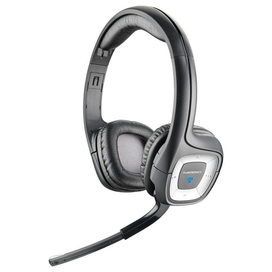24c056d4eb7 Plantronics .Audio 995 Binaural Wireless Headset 80930-11 - VDO ...