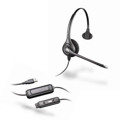 62886de588e Plantronics HW251N/DA-M Single Earpiece (Noise Canceling, Monaural ...