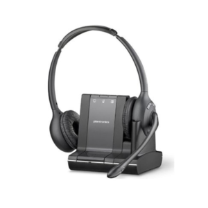 Bluetooth Plantronics Savi Voyager Headset For Computers Cell Phones Vdo Communications